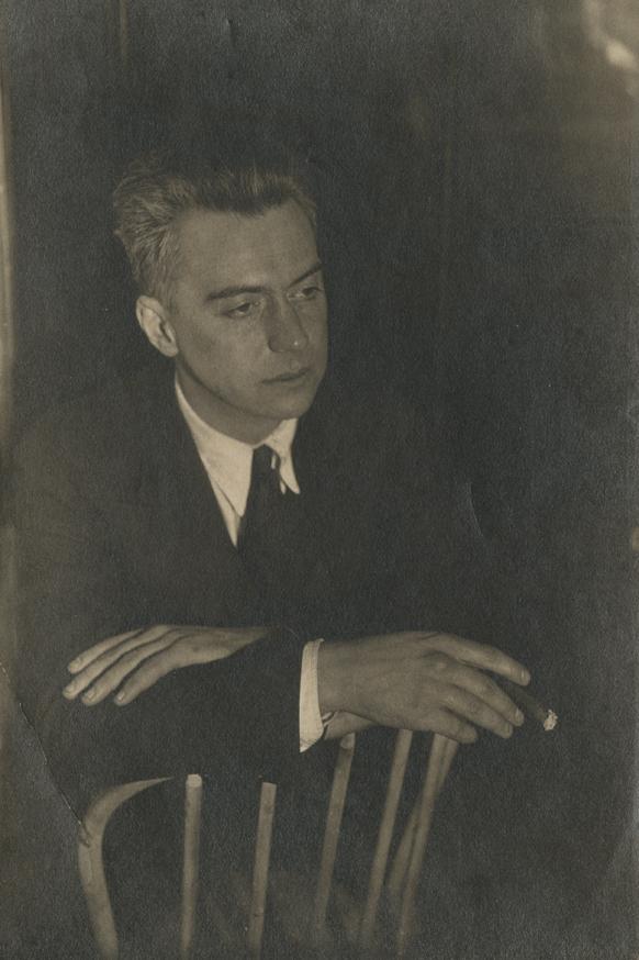 Hart Crane poet
